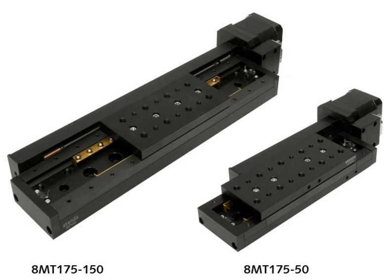 8mt175 Motorized Linear Stages 8mt175 Motorized