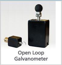 Open Loop Galvanometer Scanners, Open Loop Galvanometer