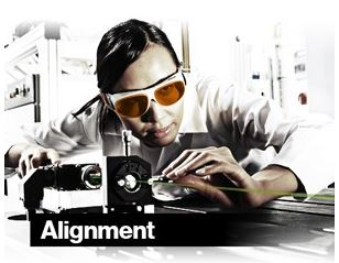 Alignment Laser Safety